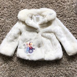 Gorgeous Frozen Winter Coat by Disney